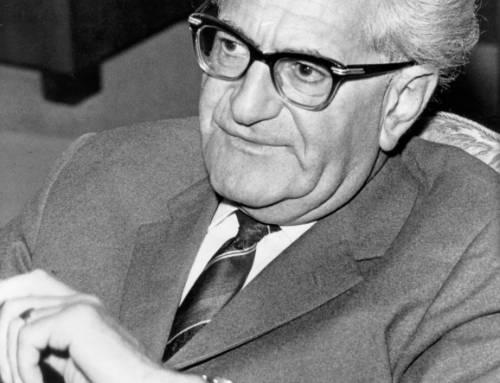 Fritz Bauer – ein deutscher Ghandi?